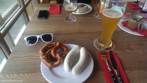 Weißwurstfrühstück in Truchtlaching