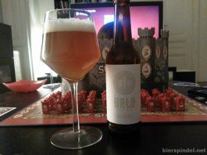 Stratego und alkoholfreies Bier - ein typischer Samstagabend