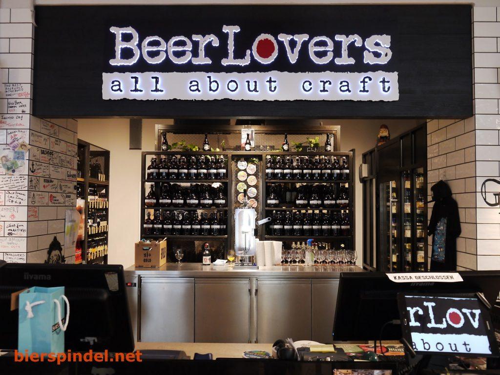 Das Beer Lovers in der Gumpendorfer Straße.