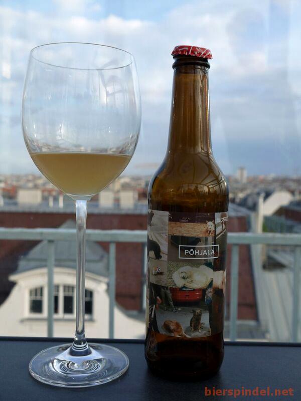 Eine Berliner Weiße von Põhjala