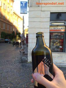 Im äußersten Notfall darf man Bier auch aus der Flasche trinken!