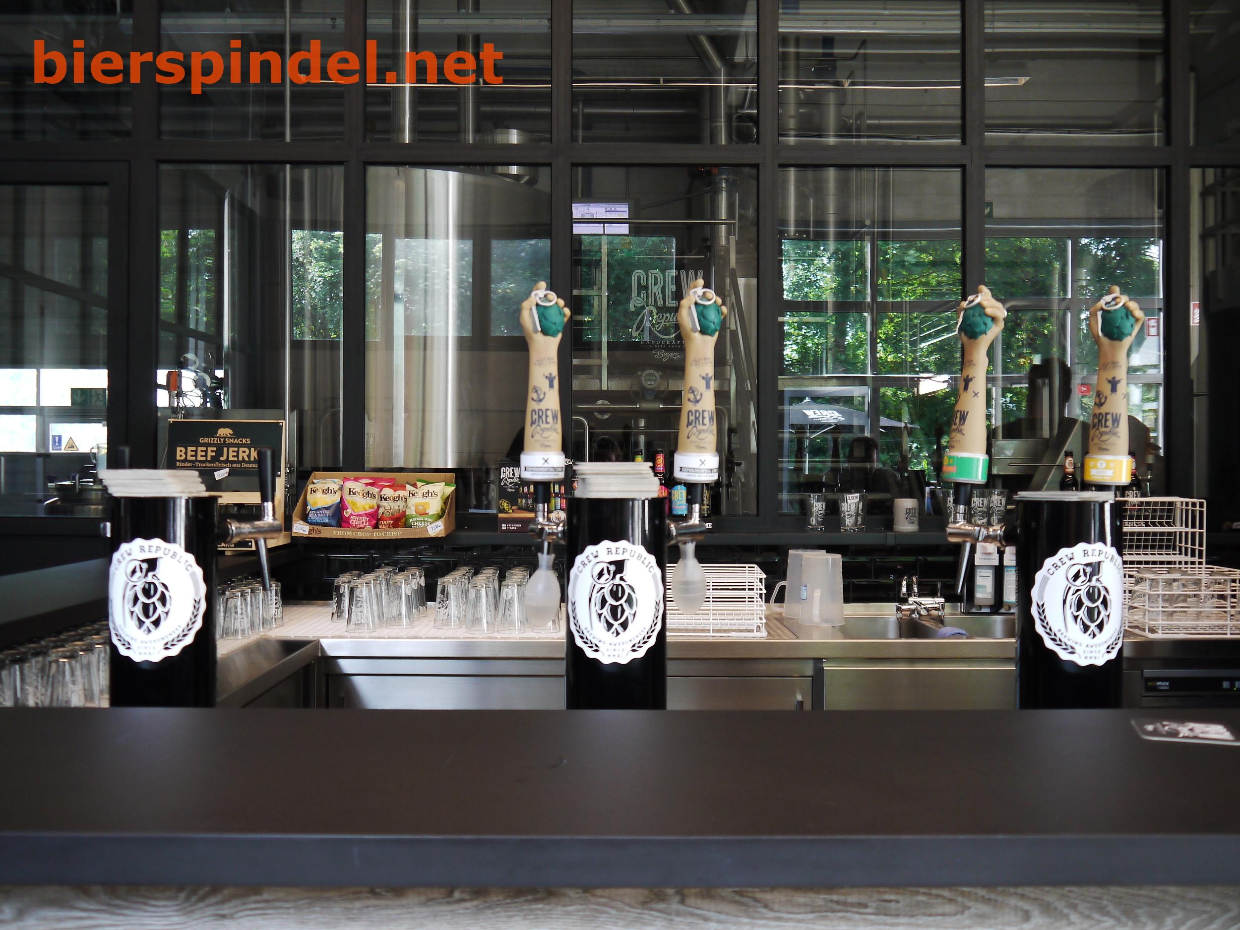München | bierspindel