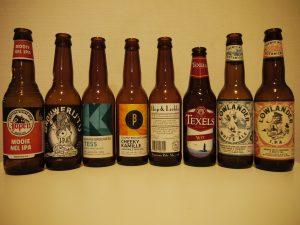 Unsere kleine Auswahl an niederländischen Bieren