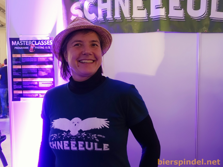 Ulrike Genz von Schneeeule